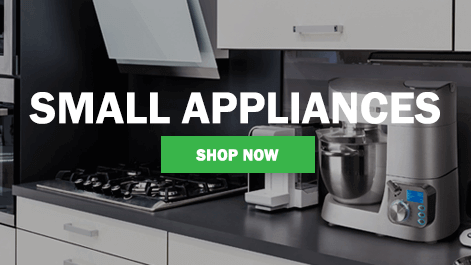 Small Appliances - Irons, Kettles, Microwaves and More
